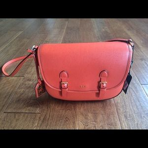 COPY - Ralph Lauren TATE Messenger Bag
